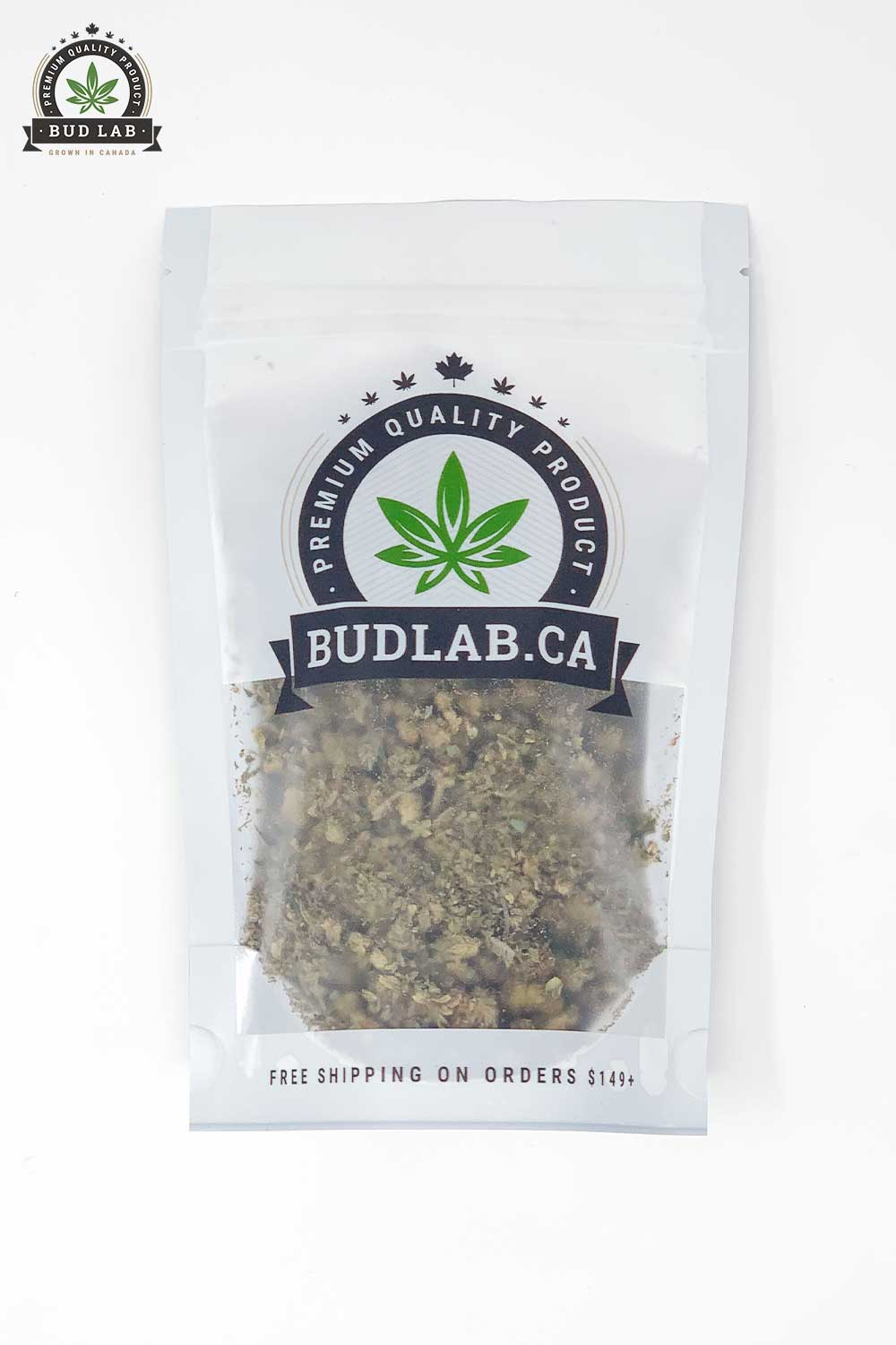 Bud Lab Shake and Trim Bag Package