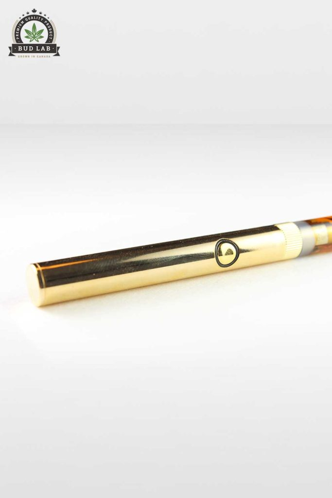 West Coast Smoke Gold Digger Weed Vape Pen