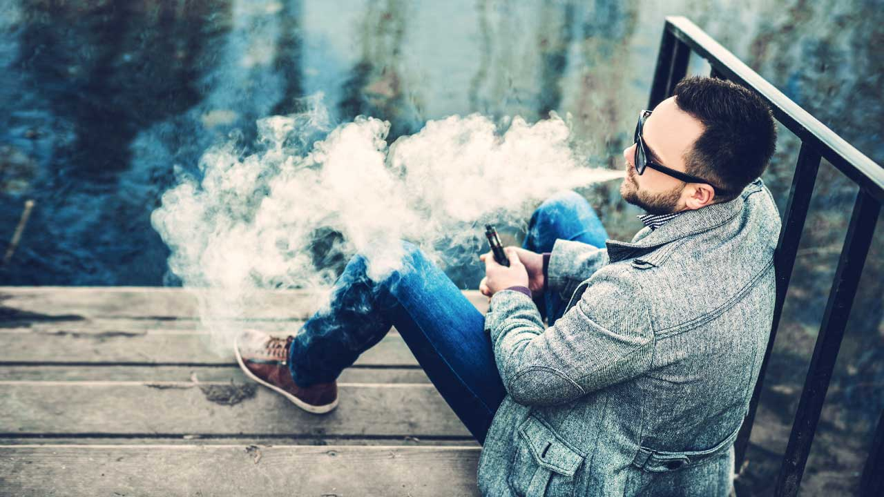 Benefits of Vaping vs. Traditional