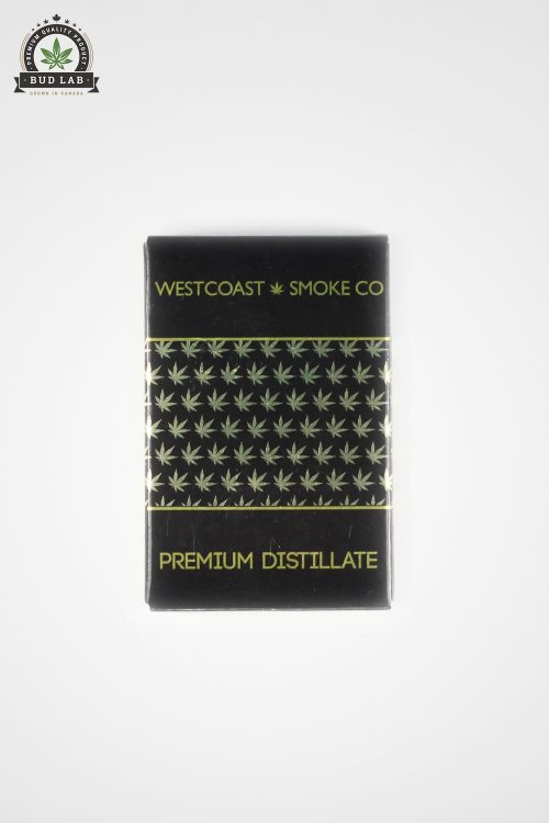 West Coast Gold Digger Refills Indica Package View