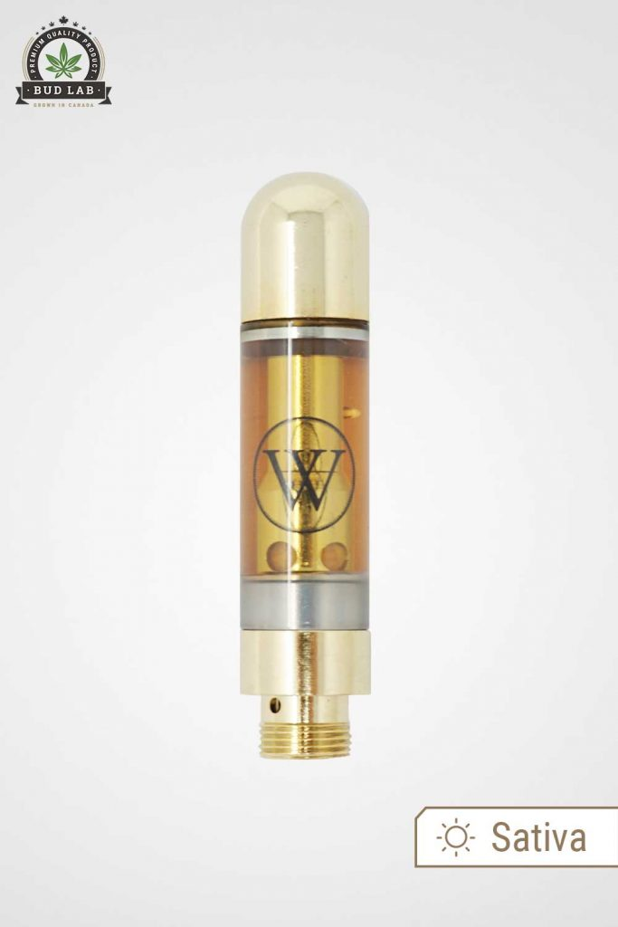 West Coast Gold Digger Refills Sativa Vape Refills Front Product View