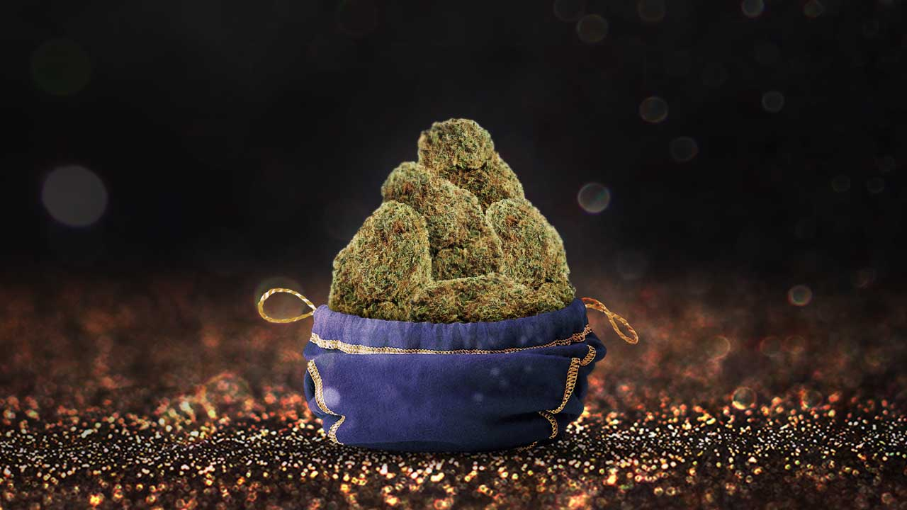 Learn More About The Crown Royale Strain