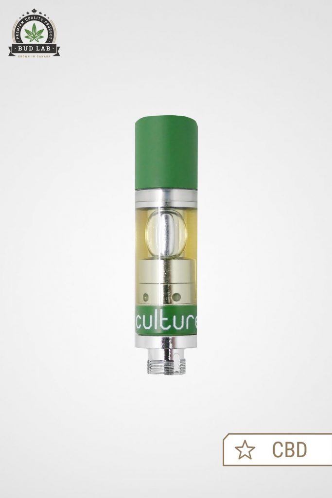BudLab Culture CBD Refill, Product View