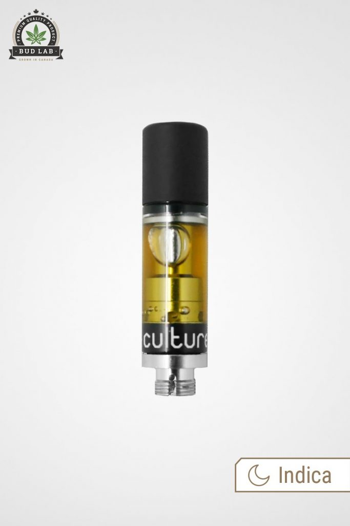 BudLab Culture Indica Refill, Product Only BHO