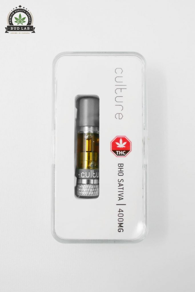 BudLab Culture Sativa Refill, In Package
