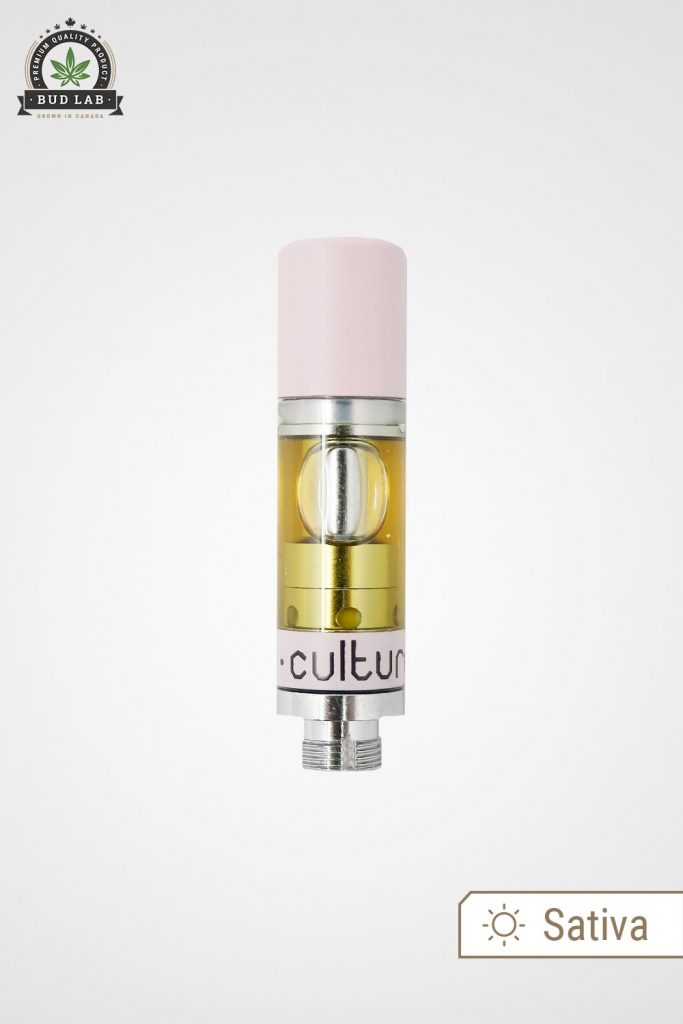 BudLab Sativa Culture Refill, Product View