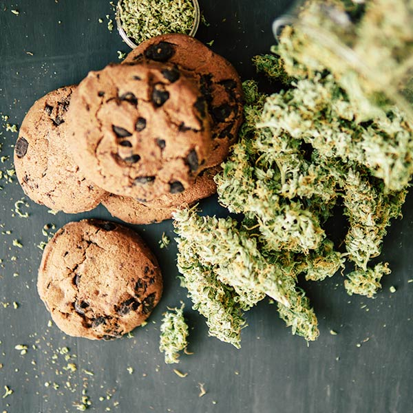 Bud Lab Cookies and Kush in a Jar