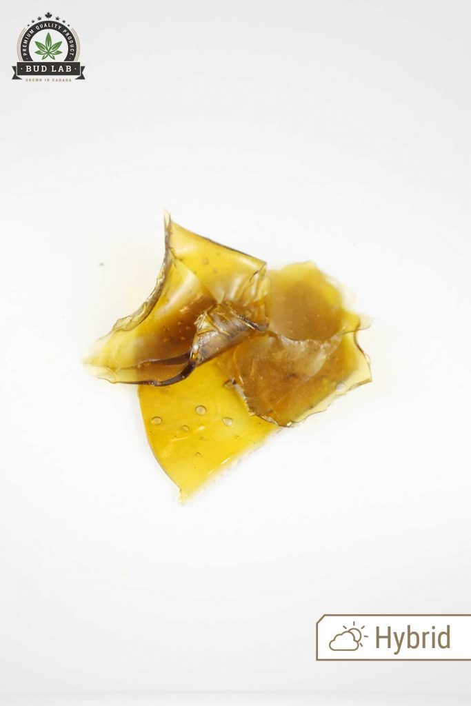 BudLab White Widow Nektr Extracts, Product View