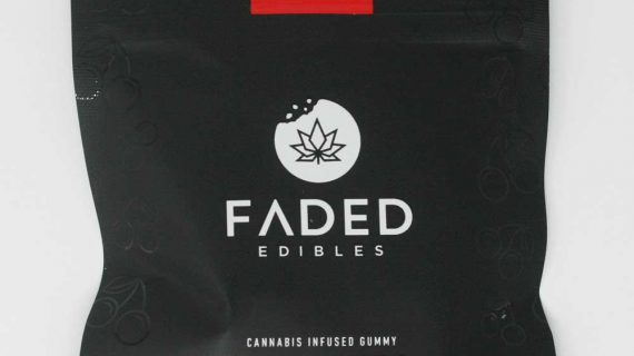 Faded Edibles Cherry Bombs Hybrid