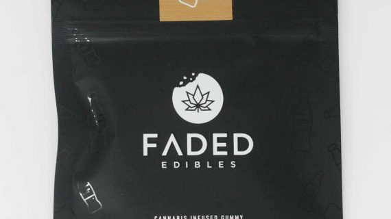 Faded Edibles Fizzy Colas Hybrid