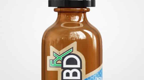 Bud Lab CBDfx CBD Oil for Pets, Large Breeds