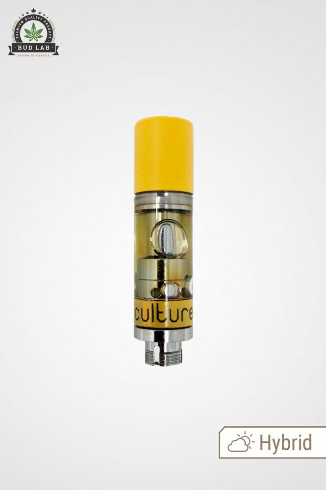 Bud Lab Culture Mango Vape Pen Refill Front Profile