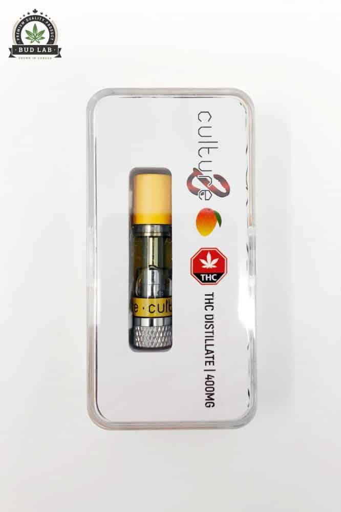 Bud Lab Culture Mango Vape Pen Refill Package
