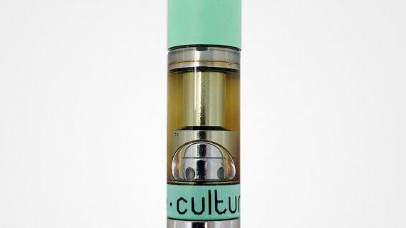 Bud Lab Culture Mint Vape Pen Refill Front Profile