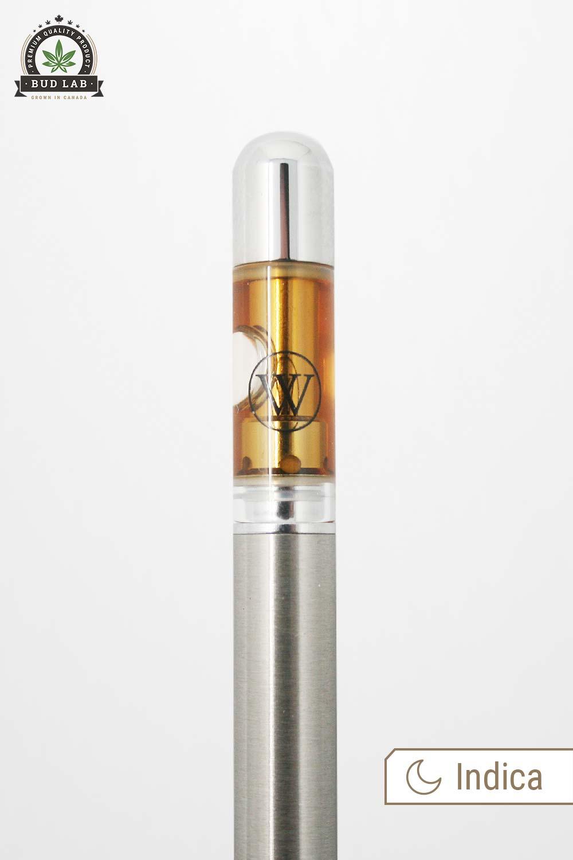Bud Lab Westcoast Smokes Silver Bullet Indica Closeup