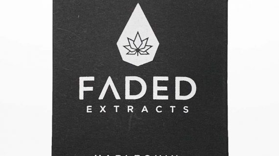Faded Extracts - Harlequin Front of Package