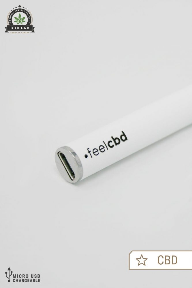 Feel CBD Revive, Micro USB Chargeable 2