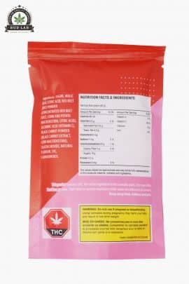 Infused Fruit Punch Drink Mix 150mg 2