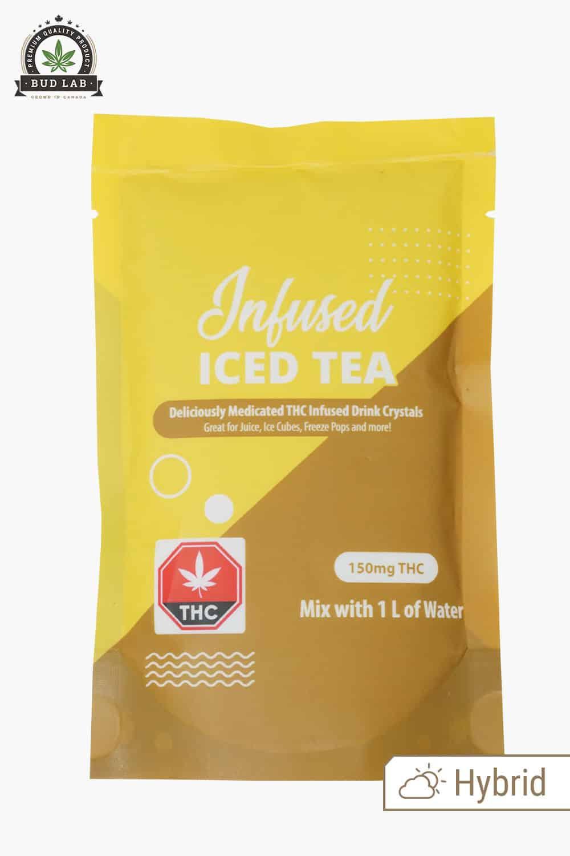 Infused Ice Tea Drink Mix 150mg