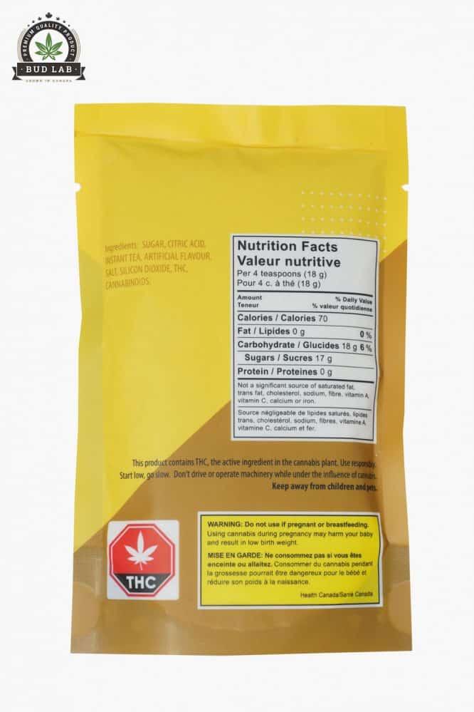 Infused Ice Tea Drink Mix 150mg 2