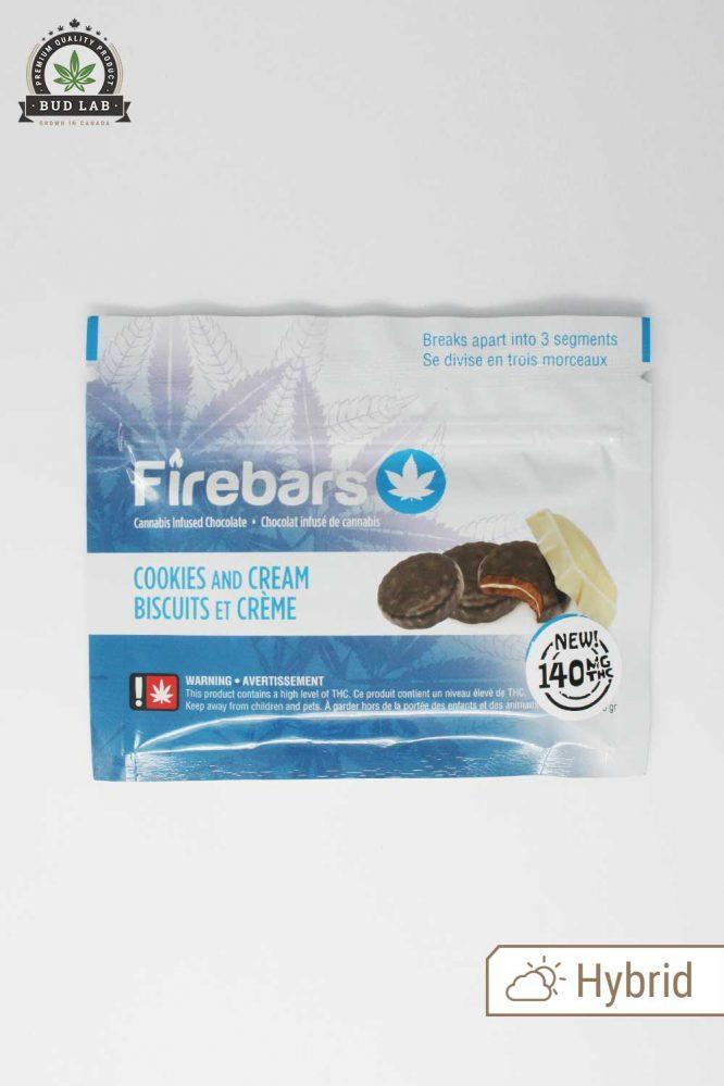 Firebars Cookies and Cream Hybrid
