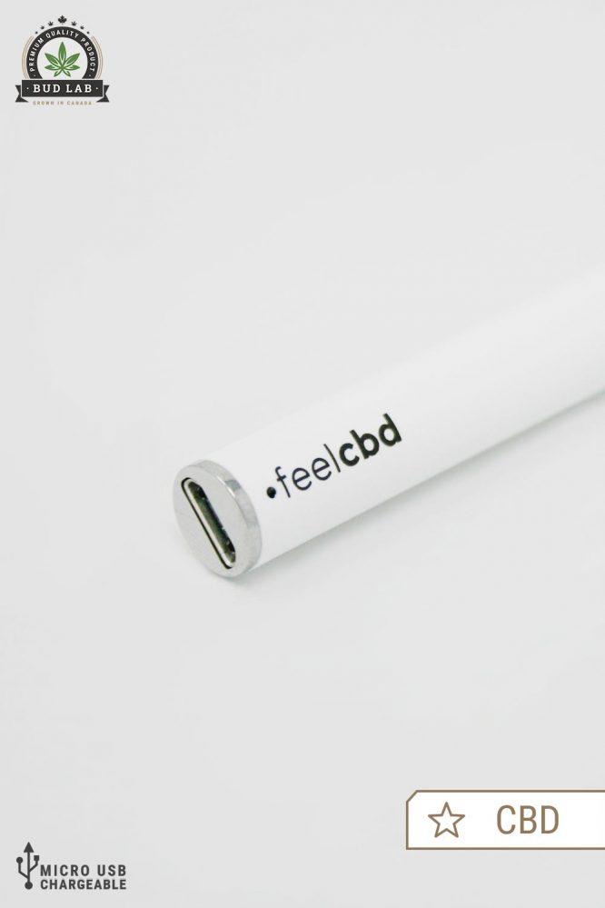Feel CBD Balance Vape Pen Side
