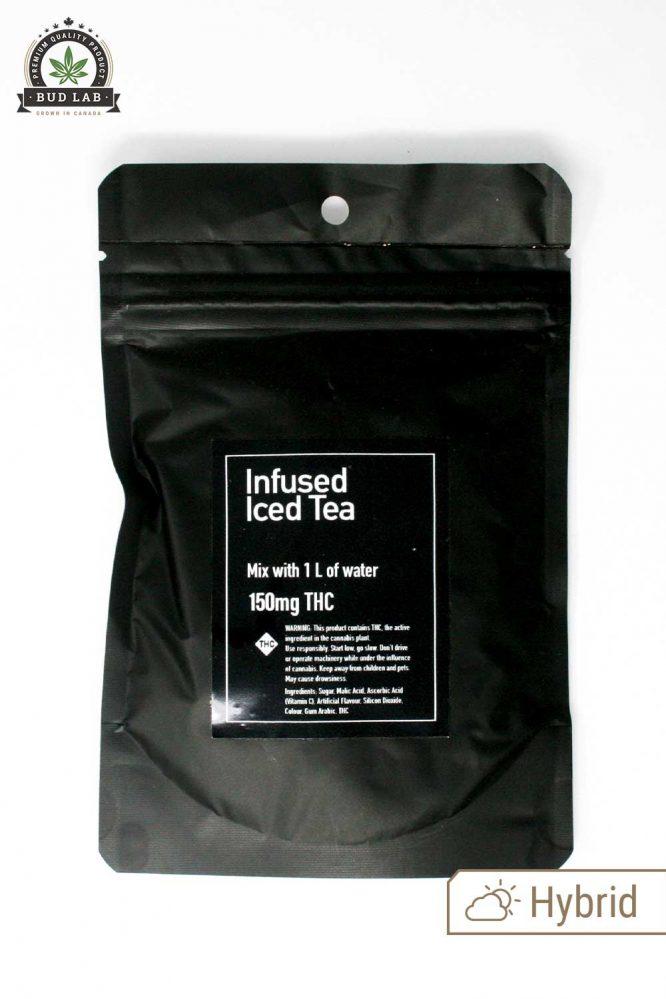 Infused Iced Tea Hybrid Packaging
