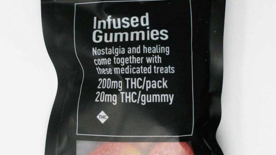 Infused Gummies Hybrid Full Spectrum Farms