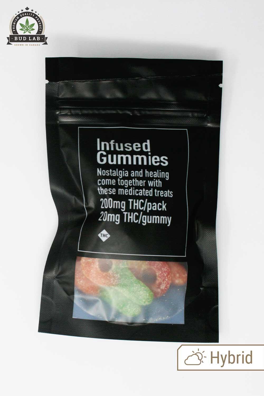 Infused Gummies Hybrid Pack