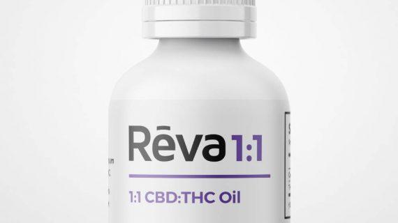 Reva 1:1 CBD THC oil hybrid