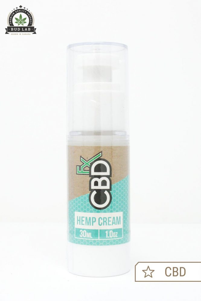 CBDFX Hemp Cream 30ML
