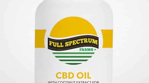Full Spectrum Farms CBD Gel Capsules, 25mg 2