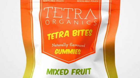 Tetra Organics Mixed Fruit CBD