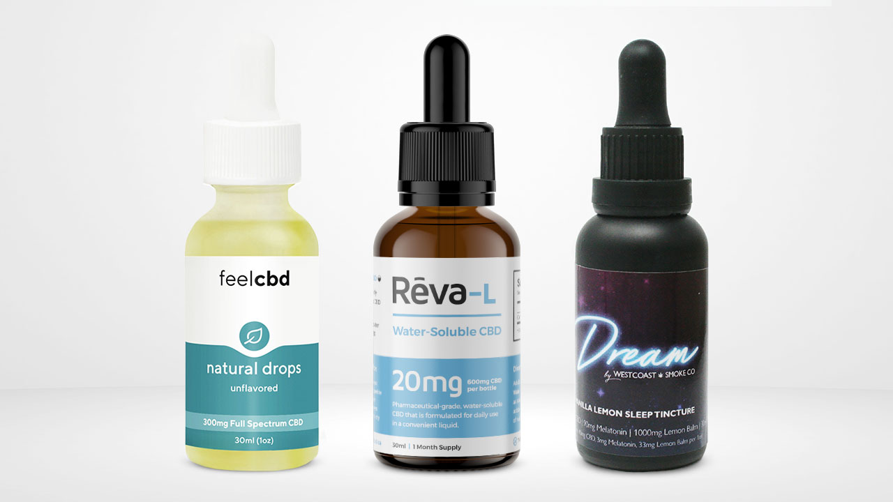 Top 3 CBD Oils in Canada You Need to Try