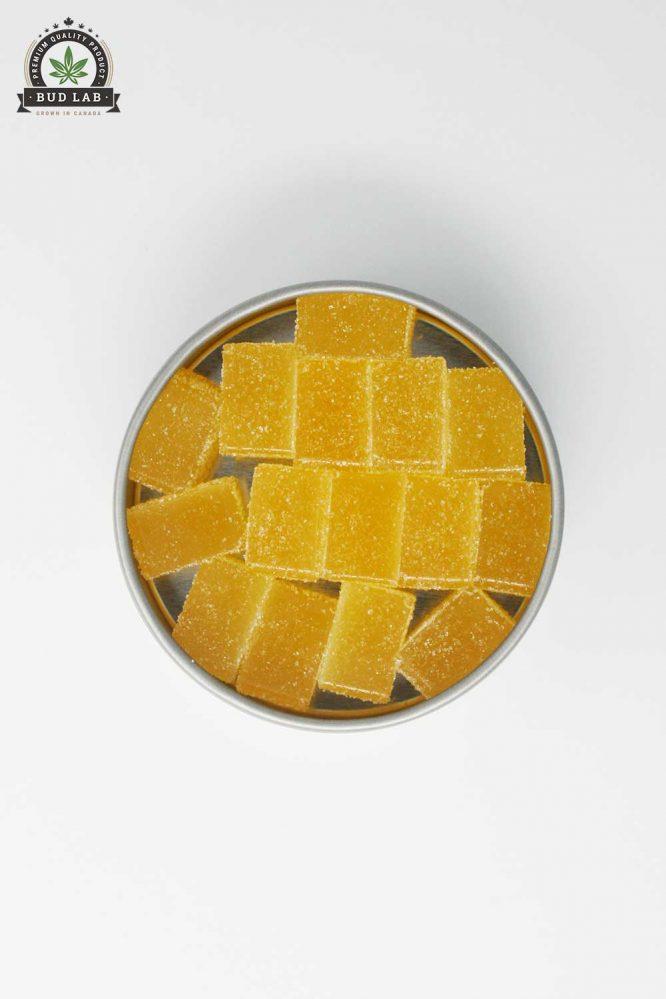 Boost Edibles, Sour Lemon Boost Gummies Product View