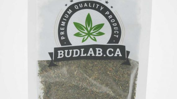 Bubba Kush Organic Shake and Trim Grab Bag