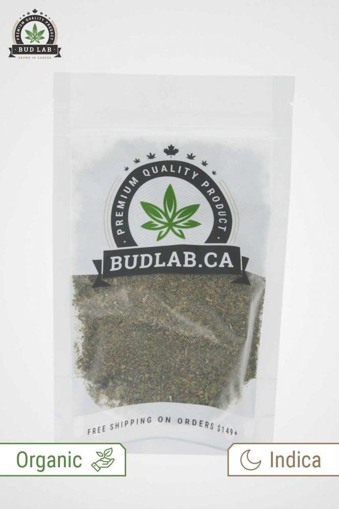 Bubba Kush Organic Shake and Trim Grab Bag