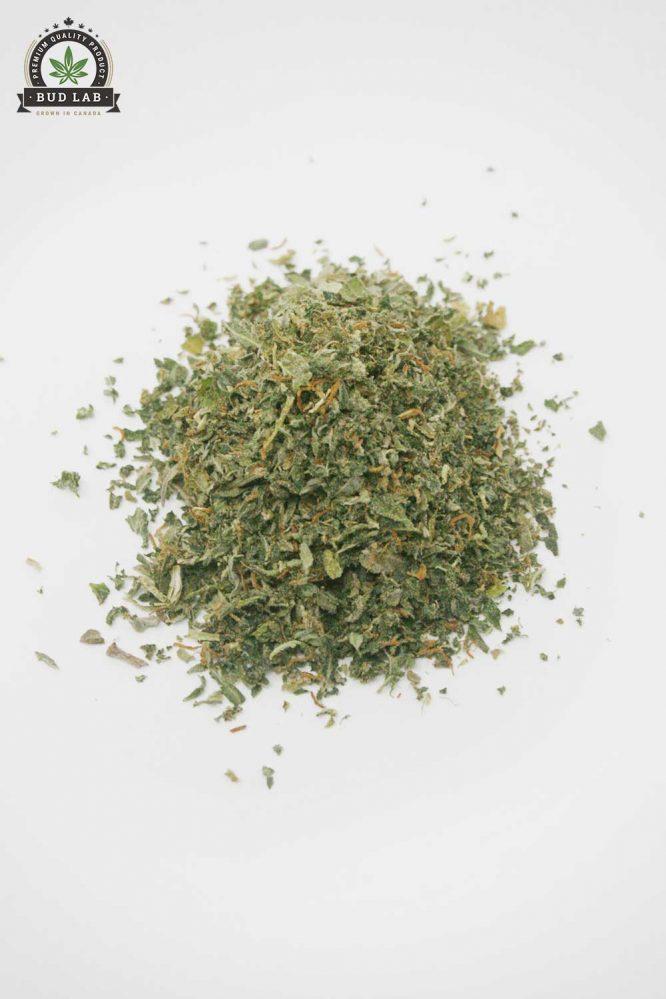 Bubba Kush Organic Shake and Trim Grab Bag, Product