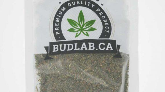 Bud Lab Charlotte's Web Organic Shake and Trim Grab Bag, Profile