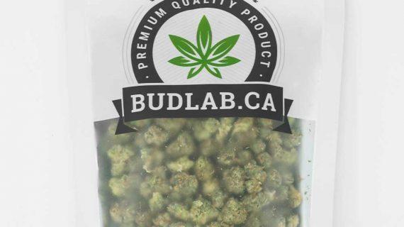 Bud Lab Death Bubba Grab Bag Indica
