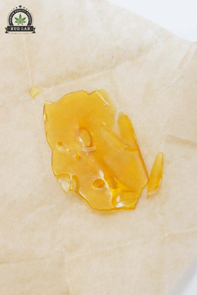 Jack Herer Shatter, Faded Extract Product