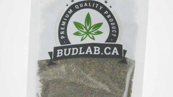 Bud Lab Rockstar Organic Shake and Trim Grab Bag, Profile