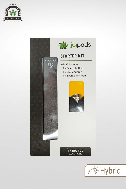 Joipods Lemon Drop Starter Kit Hybrid