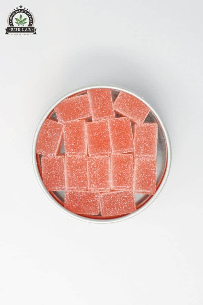 Boost Edibles Sour Watermelon THC Gummies 2