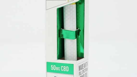 CBDfx Disposable Vape Pen OG Kush CBD