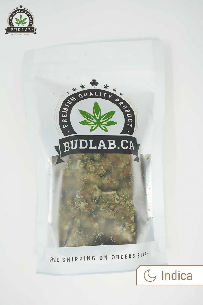Bud Lab Death Bubba AA Indica