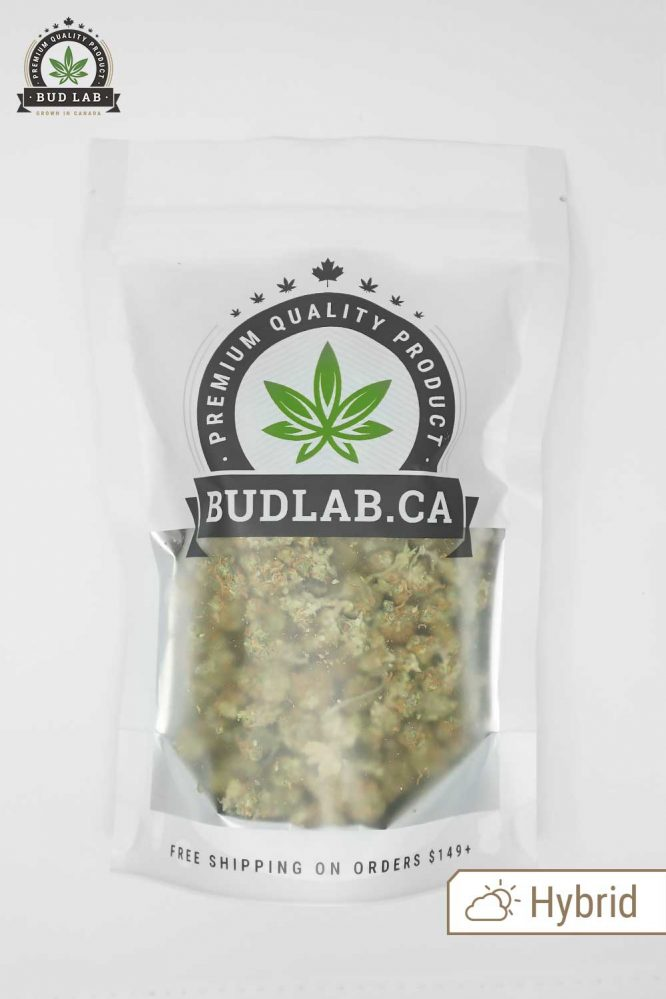Bud Lab Lemon Sour Diesel AAA Hybrid