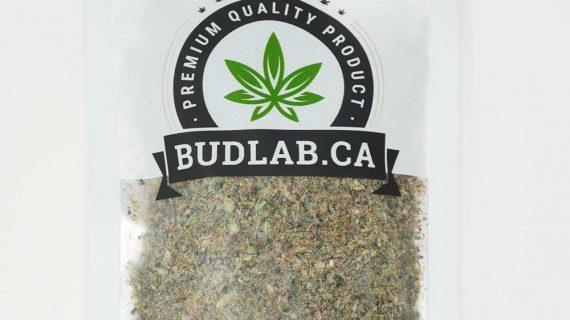 Bud Lab Mendocino Purps Shake Bag Hybrid