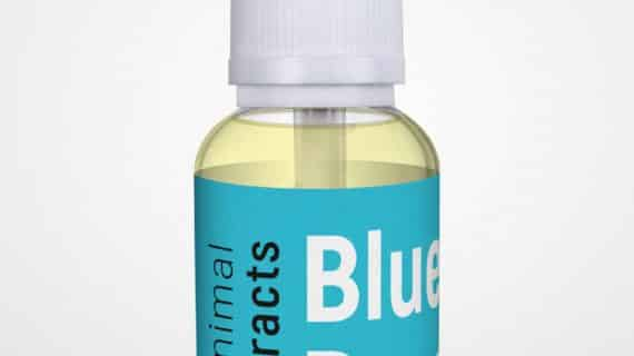 Minimal Extracts THC Drops Blue Dream Hybrid