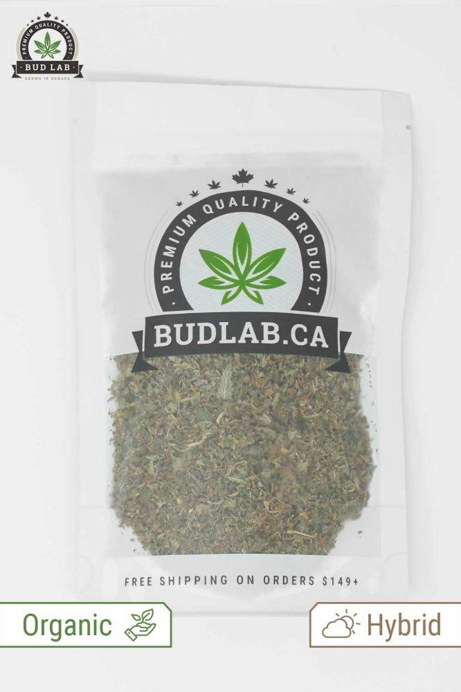 Bud Lab Organic Citrique Shake Bag Hybrid